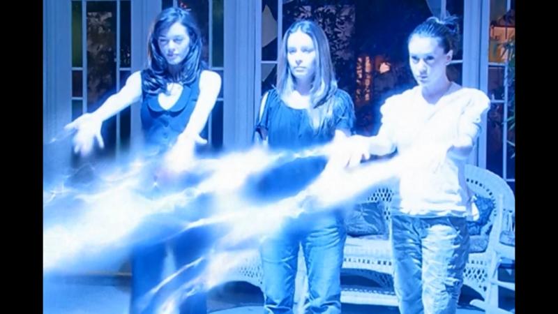 Charmed OST Final Battle Piper Phoebe Paige Against Bili Christie Junkyousha Martyr Demon Rodo Tu Ninja Theneme
