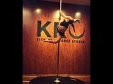 Pole Dance. Марион Крамп.