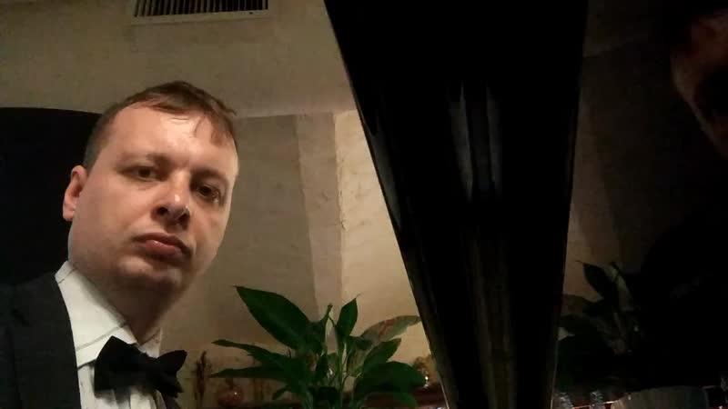 Grigory pianist in Da Pino