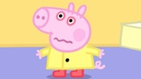 Peppa Pig English Episodes - George Catches a Cold! - #077