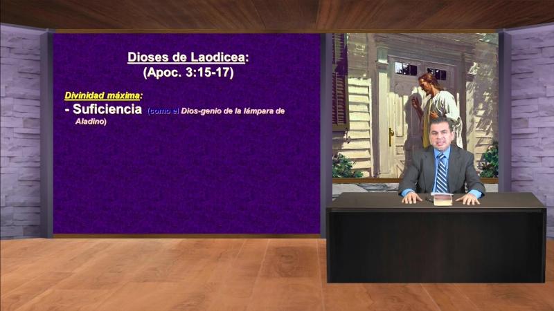 XVI. Laodicea: ¡Están llamando a tu puerta!