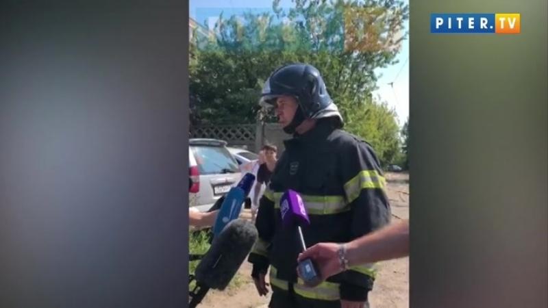 СК нашел виновного во взрыве баллона на Литовской