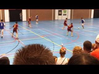 Amazing futsal goal wpist 2012