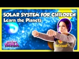 Solar System for Children, Learn Planets on Tea Time with Tayla