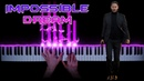 (OST John Wick 3: Parabellum) Andy Williams - The Impossible Dream (The Quest) - piano tutorial