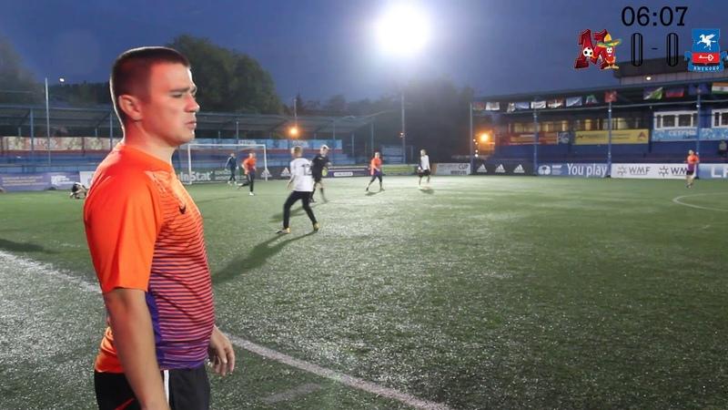 6 - й тур ЛФЛ Запад. 2 - ая лига группа А. Макарена - Внуково Юнайтед