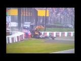 Jules Bianchi Crash Suzuka Formula 1 GP Japan SUZUKA