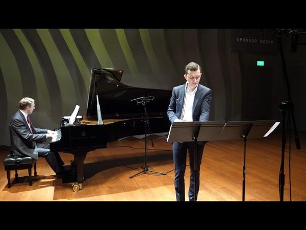 P. Tchaikovsky: Violin concerto op. 35. I. Allegro moderato