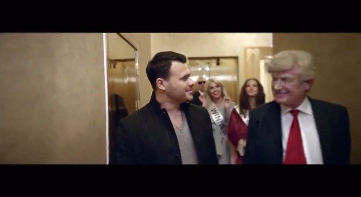 """@eminofficial on Instagram """"Such a hot topic, but I'm looking forward to speaking the truth with George Stephanopolous @gstephanopoulos on «Good ..."""