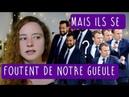 BENALLA SUR TF1, COM BIDON, ALLER CHERCHER MACRON
