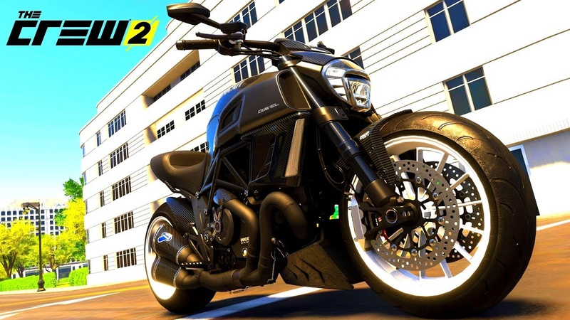 THE CREW 2 GOLD EDiTiON (TUNiNG) DUCATI DIAVEL PART 479 ...