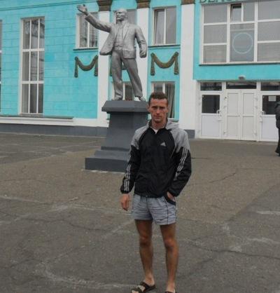 Андрей Кудрин, 16 мая , Знаменск, id204183530