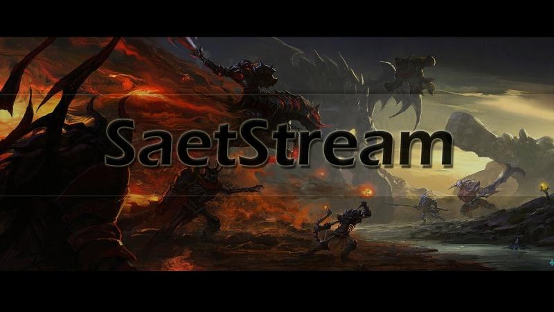 QSaet stream Dota 2
