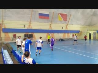 ПРОКУРАТУРА - ВТБ 1-ый тайм
