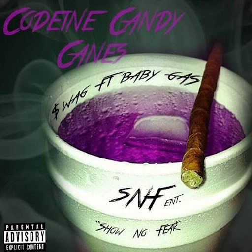 SWAG альбом Codeine Candy Canes (feat. Baby Gas)