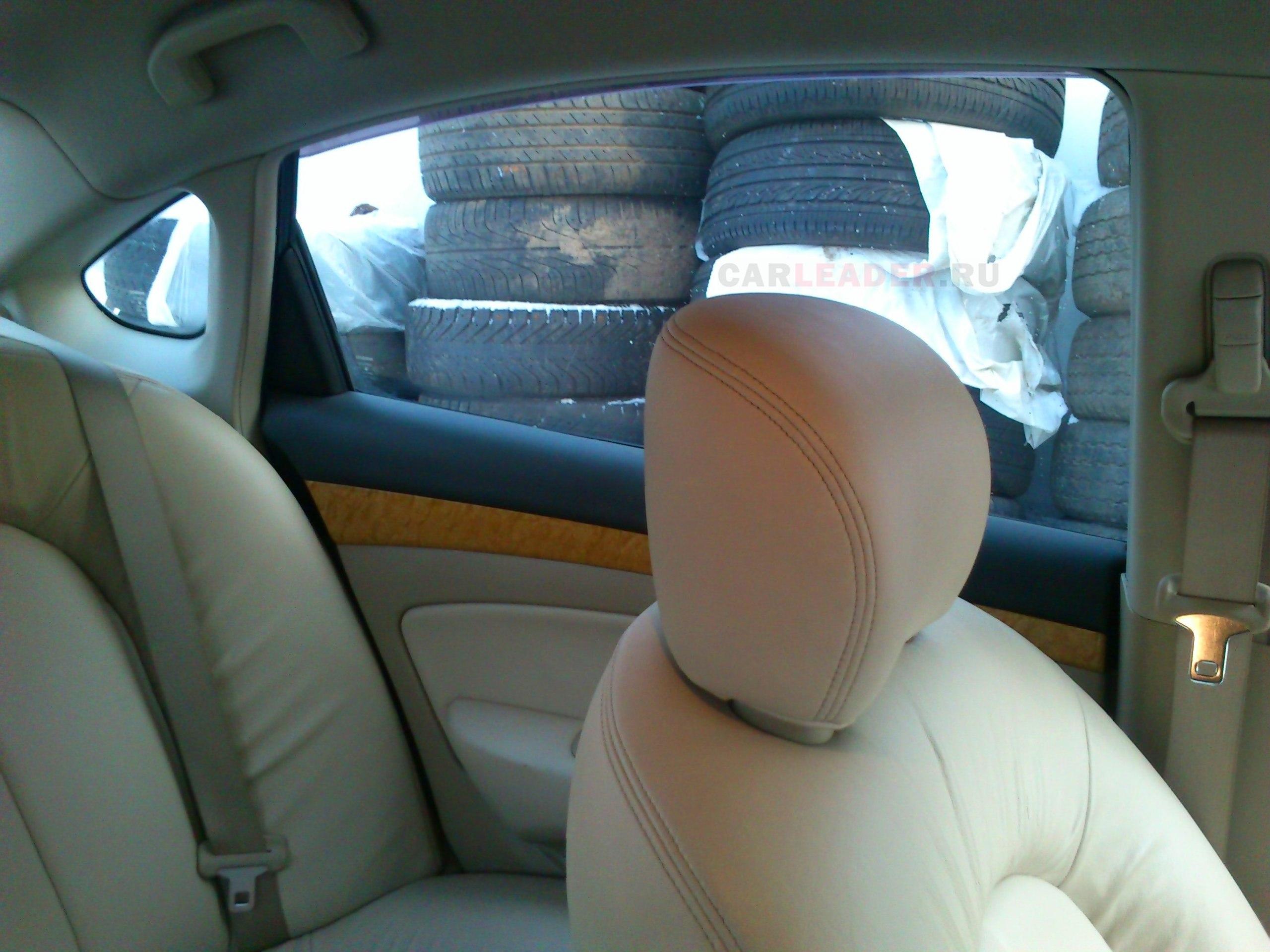 Зеркальная тонировка Suntek в Nissan Bluebird