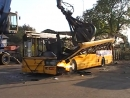 City-Trafik 2115 DAB Citybus 15-1200C at the scrap yard