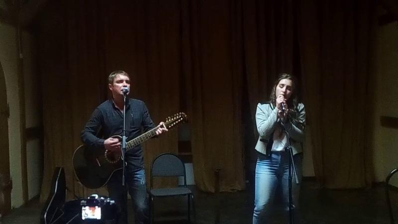 Дмитрий Коптяев и Яна. Ветер перемен