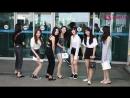 [liveen TV] 씨엘씨(CLC CrystaLClear), 뜨거운 햇살보다 눈부신 어여쁜 미모 (인천공항)