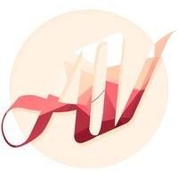 Логотип Йога Благополучия - проект Константина Андреева