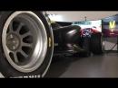 Lads drive amazing Formula 1 simulators