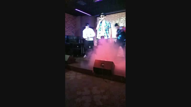 Live 9 ДЕКАБРЯ HAPPY B-DAY ЖЕНЯ РЭЙ AGHARTA