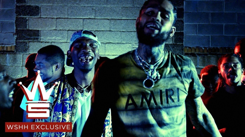 Dave East Feat BlocBoy JB No Stylist WSHH Exclusive Official Music Video HHH