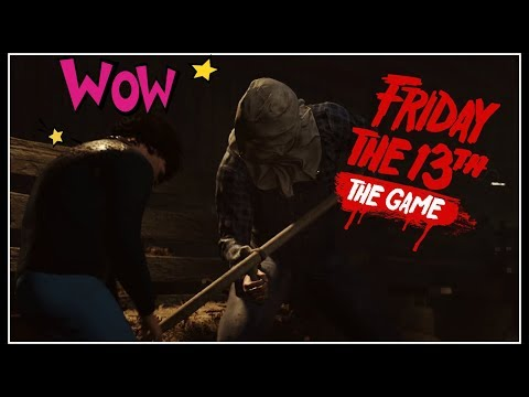 Friday the 13th: The Game - Загарпунили девчушку