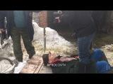 Семён Фролов - Не то пальто(съёмка сцены с ножами)