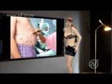 Naked news Russian NFTV Arina oshibki