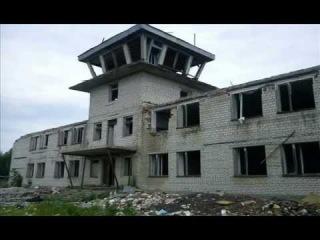 Руины ДОСААФ в Нововязниках 2011 2014 год