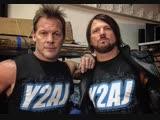 AJ Styles (WWE) Raw Debut