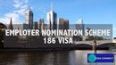EMPLOYER NOMINATION SCHEME 186 WORK VISA – AUSTRALIAN RESIDENCE