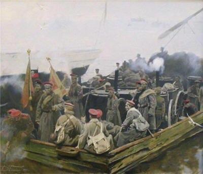 Гражданская война на юге россии