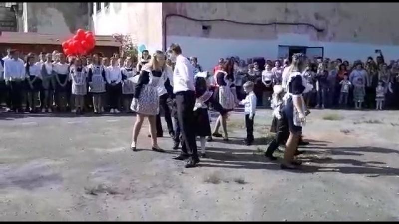 1 сентября 2018. 16 школа Кимры.