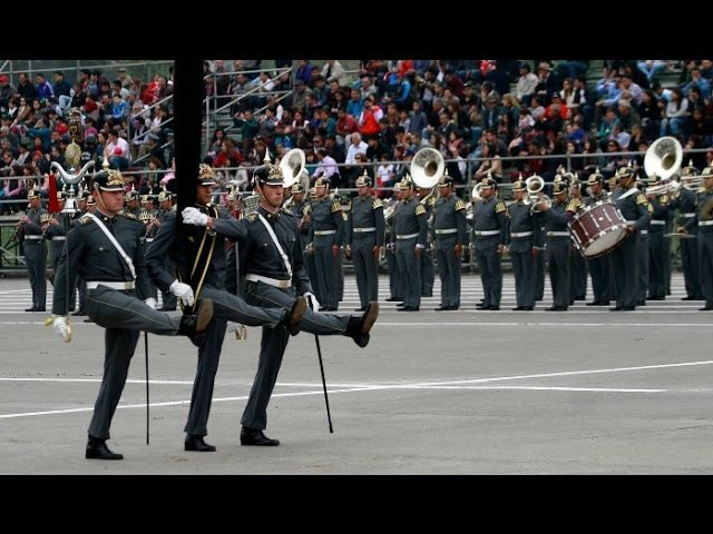 Radetzky Marsch Military Parade 2016 HD 720p (The Old Prussian Doctrine)