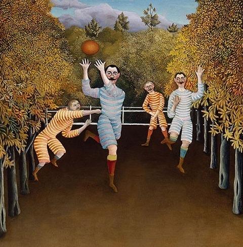 Анри Руссо был родом из скромной семьи сантехника. что не помешало ему стать одним из самых популярных французских художников эпохи. После службы в армии он устроился на работу на таможню.