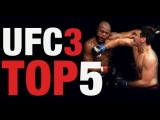 MMAGAME - UFC Undisputed 3 Top 5 Knockouts / Finishes of the week #1 UFC3