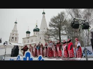 2019.01.07 Концерт Советская пл (3)