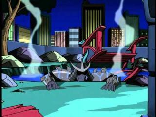 Черепашки ниндзя - Возвращение в Нью Орк, Часть 3 - 23 серия (1 сезон)