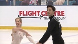 Kaitlyn WEAVER &amp Andrew POJE CAN Free Dance Autumn Classic International 2018