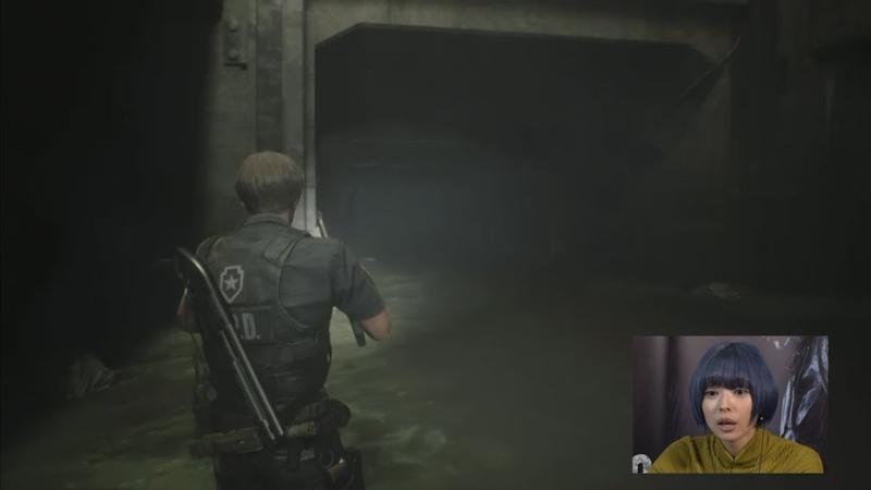 Resident Evil 2 — геймплей за Леона Кеннеди и Аду Вонг