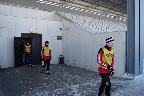 "Спутник (Нижний Тагил) 2-1 ФК ""Артемовский"" (Артемовский)"
