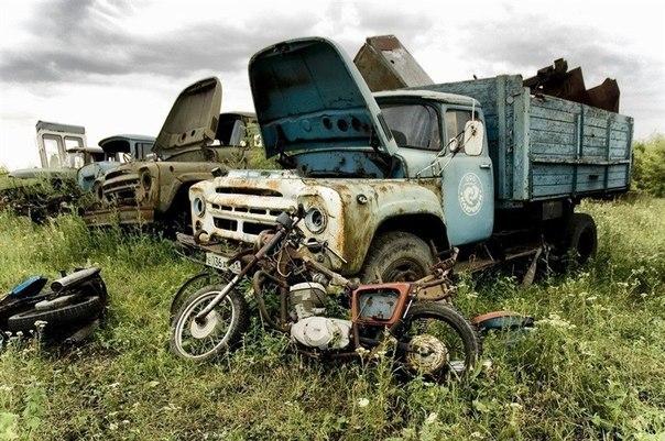 ИЖ - Ремонт мотоцикла ИЖ ЮПИТЕР 5 - Мотоциклы ИЖ - Каталог ...