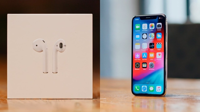 Розыгрыш iPhone XR и AirPods (2 шт.)!
