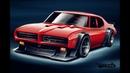Need for Speed Underground 2 - Night Breath Deep Frozen - Pontiac GTO