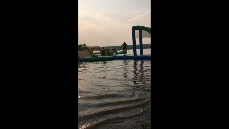 Емельяновское озеро 2018