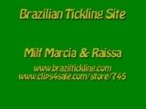 Brazil tickling compilation #1