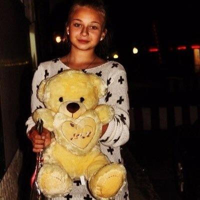 Аня Степанова, 22 июля 1998, Москва, id151389267