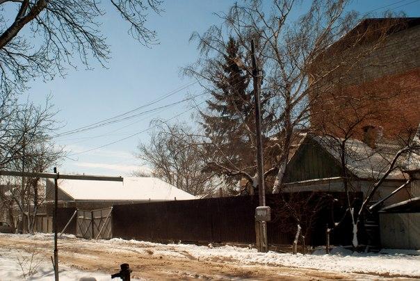снежные фотографии, Ессентуки